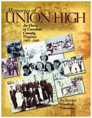 Memories of Union High Cover