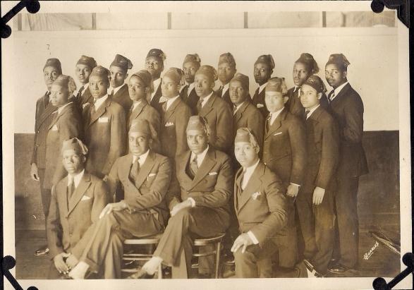 Tuskegee Institute Knights of Columbus Members 1929